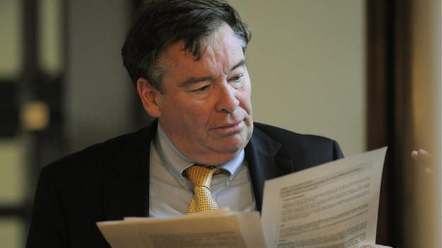 Viel Arbeit für Zürichs Finanzvorsteher Martin Vollenwyder.