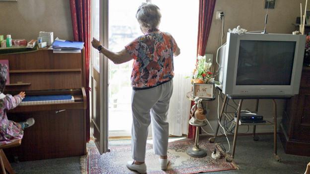 Wohin im Alter? Viele Senioren von heute ziehen die Stadtwohnung dem Häuschen im Grünen vor.