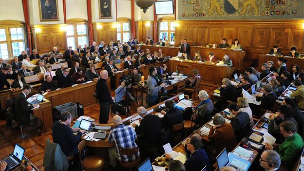 Der Zürcher Kantonsrat hat sich auf ein Budget geeinigt