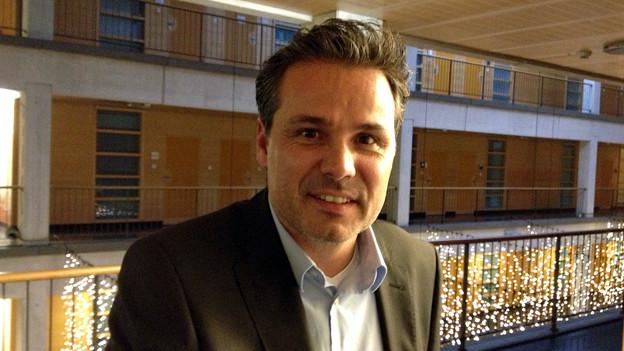 Will in den Zürcher Stadtrat: Daniel Hodel