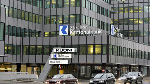 Die Zürcher Kantonalbank gerät in die Schlagzeilen.