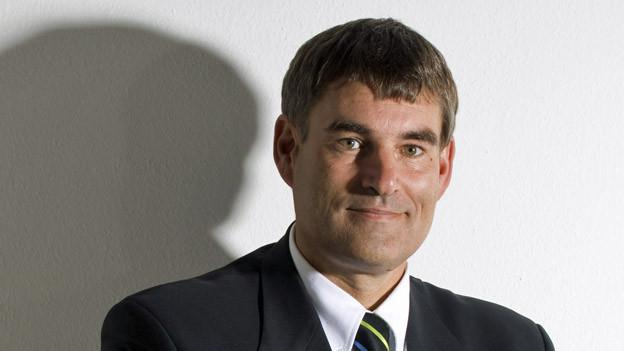Der Schaffhauser Erziehungsdirektor Christian Amsler sieht Handlungsbedarf bei der freien Studienwahl.