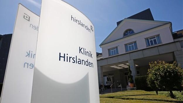Nicht nur für Gutbetuchte: Seit Anfang 2012 steht die Privatklinik Hirslanden in Zürich auch Grundversicherten offen.