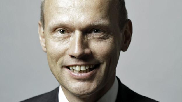 Für ZKB-Bankratspräsident Jörg Müller-Ganz ist es Zeit für Reformen.