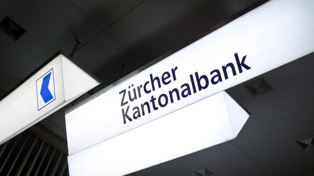 Wohin solls mit der Zürcher Kantonsbank gehen? Die ZKB will eine politische Diskussion darüber.