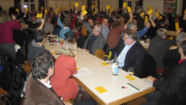 Die SP der Stadt Zürich empfiehlt keinen der drei Stadtratskandidaten zur Wahl.