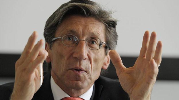 Thomas Heiniger droht mit Konsequenzen wegen Krankenkassenprämien