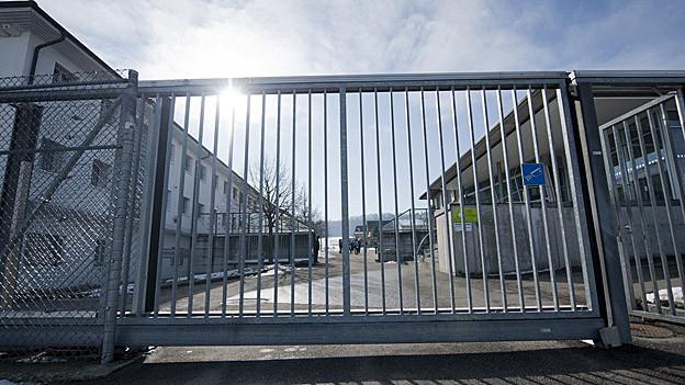 Die Mutter aus Horgen dürfte im Frauengefängnis Hindelbank untergebracht werden.