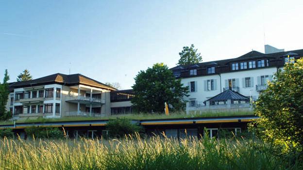 Der Haussegen soll am Spital Männedorf ziemlich schief stehen.