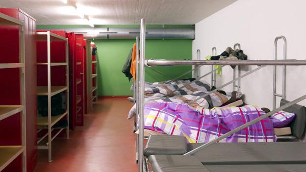 So könnte die geplante Asylunterkunft aussehen.
