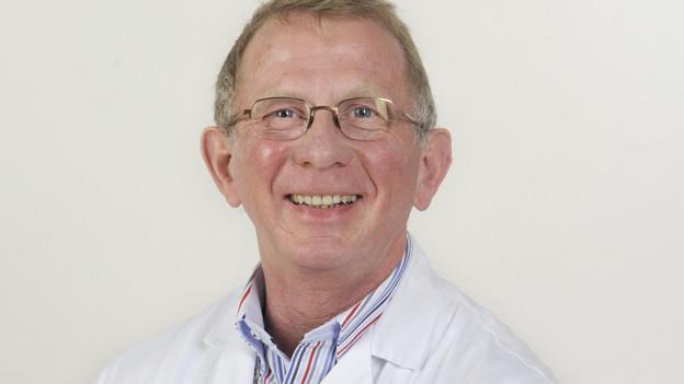 Kinderarzt Ulrich Lips.