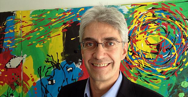 Uni-Professor Lorenz Hilty.