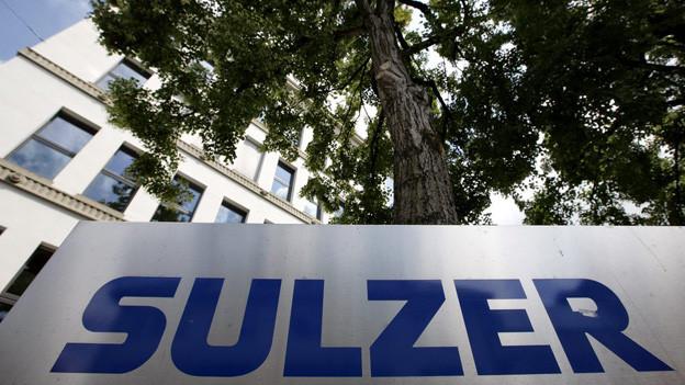 Wächst weiter: Der Sulzer-Konzern mit Hauptsitz in Winterthur
