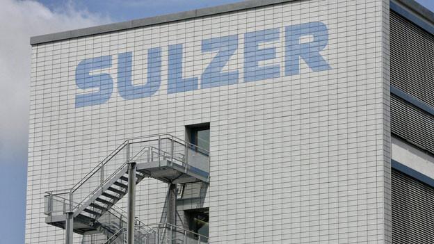 Sulzer verdient, Winterthur profitiert.