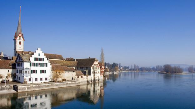 Auch die Kirchen in Schaffhausen sollen sparen.