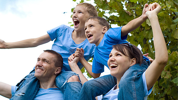 Kanton Schaffhausen will Familien ansiedeln