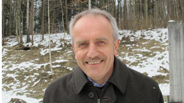 Seit 1992 ist Christian Stauffer für den Wildpark tätig.