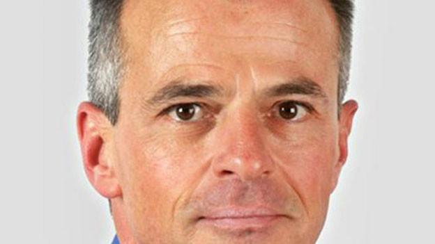 Soll ab Juni 2013 die Zürcher Stadtpolizei leiten: Daniel Blumer.
