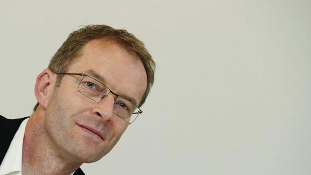 Wählt er freisinnig? Der Grüne Stadtrat Daniel Leupi