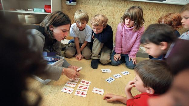Nur noch zwei Lehrer im Klassenzimmer: Fünf Zürcher Gemeinden sind beim Versuch dabei
