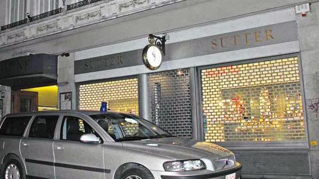 Tatort: Ein Hotel in Winterthur