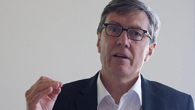 SP-Stadtrat Martin Waser