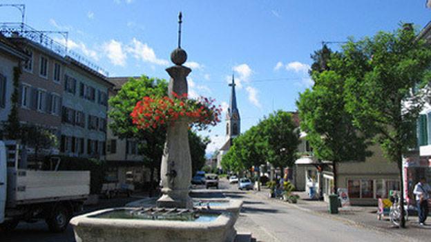 Auf offener Strasse erschossen: das Tötungsdelikt von Pfäffikon erschütterte die ganze Schweiz.