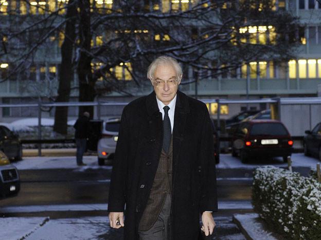 Rolf Erb 2012 vor dem Bezirksgericht Winterthur