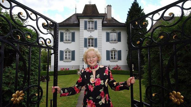 Adelheid von Muralt bekommt ihre Villa zurück