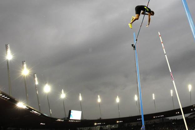 Das Letzigrund-Stadion wird im August 2014 Austragungsort der Leichtahtletik-EM.
