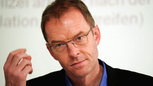 Daniel Leupi, Zürcher Polizeivorstand