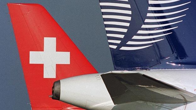 Als sie noch flogen: Die Swissair und ihre Tochtergesellschaft Sabena
