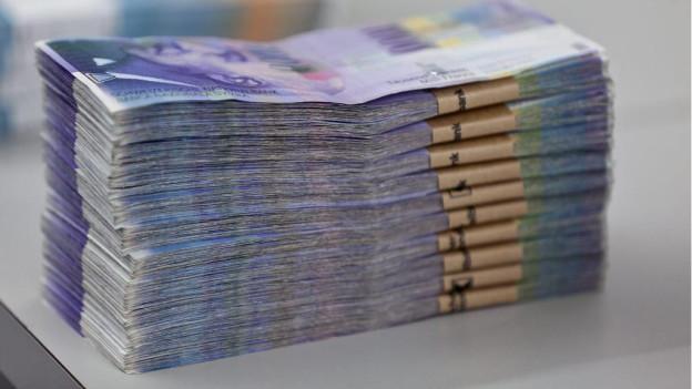 Kein Geld für die Armen: Die Robin-Hood-Initiative der PdA wurde gestoppt.