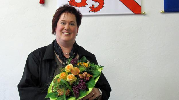 Christa Benz-Meier, die «höchste Winterthurerin»