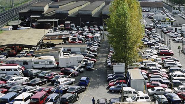 Neue Konzerthalle statt alte Autos: Der Schliermer Stadtrat will das Zentrum besser nutzen.