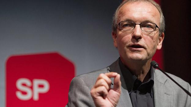SP-Nationalrat Hans-Jürg Fehr
