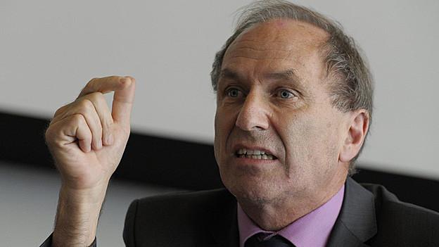 Regierungsrat Martin Graf erbost die Katholiken