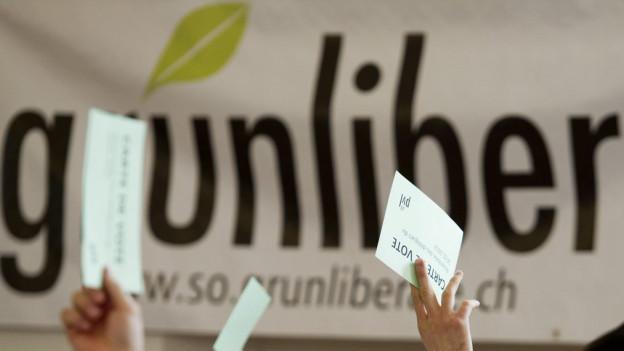 Für die Grünliberalen der Stadt Zürich wird es eng.