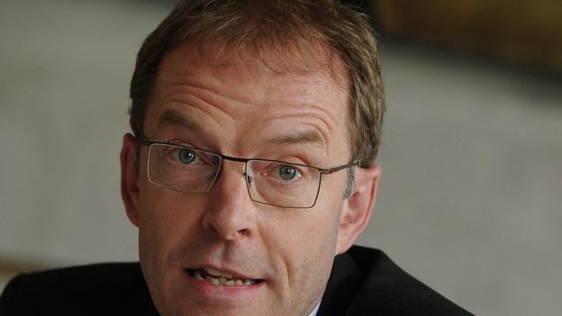 Zürichs Finanzvorsteher Daniel Leupi
