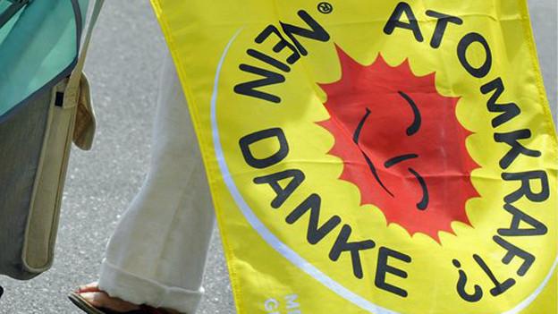 Die Atomgegner forderten mehr Transparenz. Die Regionalkonferenz hat den Antrag nicht unterstützt.
