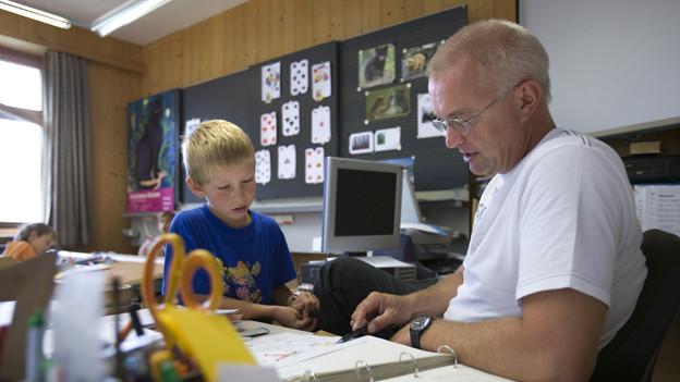Genügen Lehrer fürs nächste Schuljahr an Zürcher Schulen