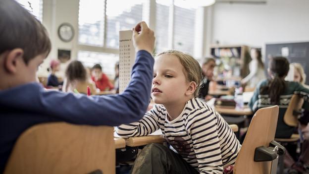 Mehr Gestaltungsraum im Schulzimmer: Die Zürcher Gemeinden sollen wieder selber entscheiden, welche sonderpädagogischen Massnahmen sie brauchen