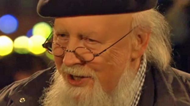 Der umtriebige Kirchgemeindepräsident Werner Helmuth hat Ärger am Hals.