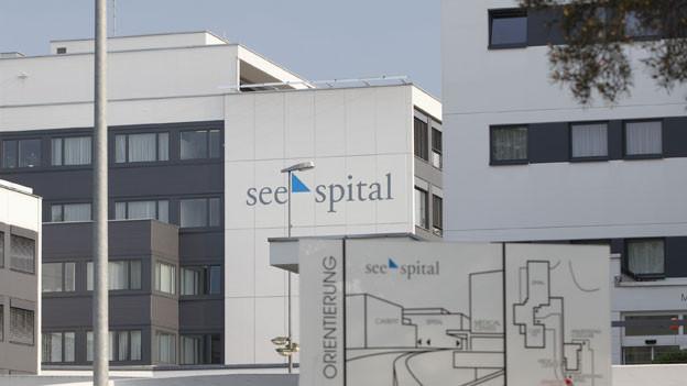 Das See-Spital am Standort Kilchberg