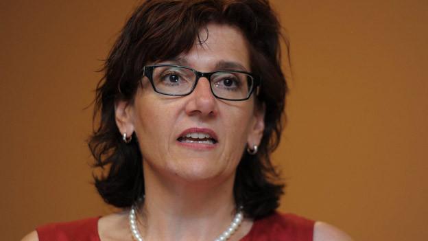 Vera Lang hat ihre Meinung geändert und will nun doch nicht Stadträtin werden.