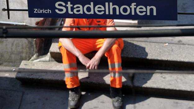 Das Warten im S-Bahn-Netz geht weiter