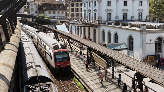 Die Züge zwischen Stadelhofen und Stettbach rollen wieder