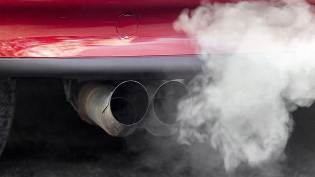 Abgase sind hauptverantwortlich für die Ozonbelastung