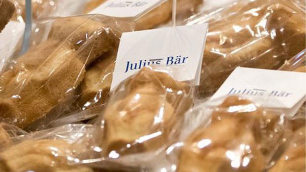 Goldige Zeiten für Julius Bär.