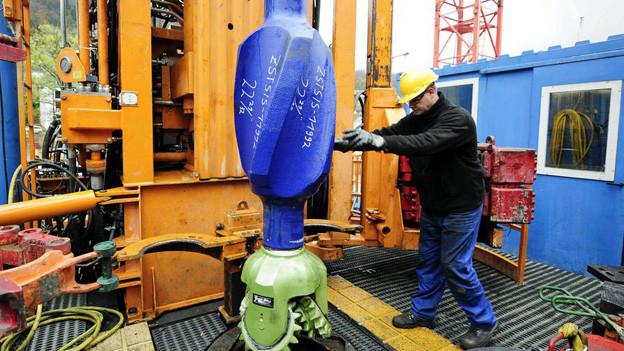 Bereits 2009 fanden in Zürich Geothermie-Bohrungen statt. Sie brachten nichts zutage, es gab aber auch keine Probleme.